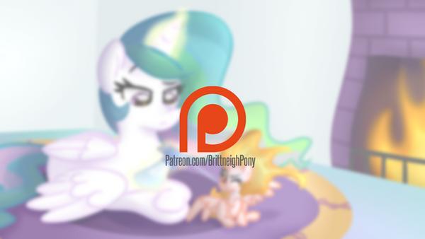 Patreon Wallpaper Preview - August by Littleblackraencloud
