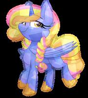 Platinum Crystal Pony :C: