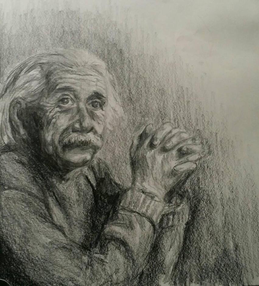 Einstein by JeremyWelch