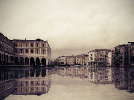 Welcome to the Past: Venice