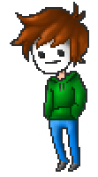 Cry Pixel (Small) by redrumprince