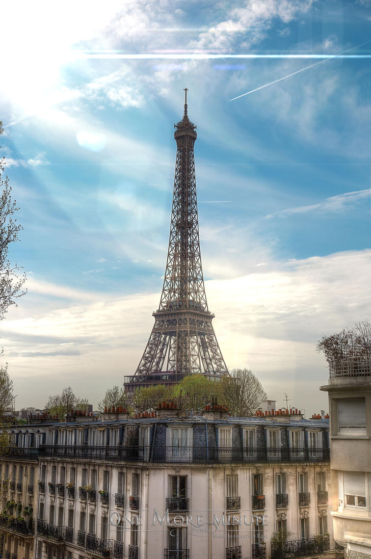 This is Paris by StanThobemmos
