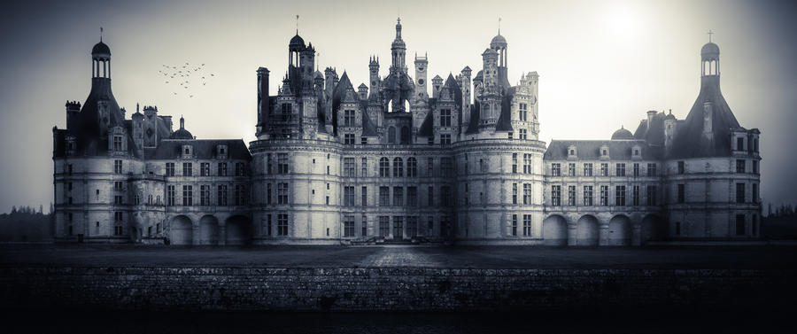 Chambord Castle by StanThobemmos