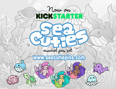 Sea Cuties Kickstarter!