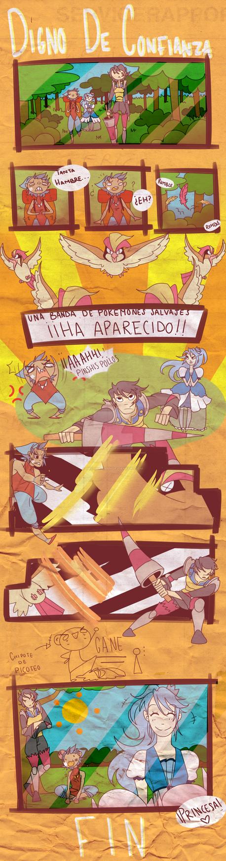 Act.3 Digna de confianza by Brujita-chan
