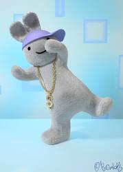 Funny Bunnies - B-Boy by Bambr