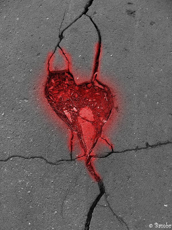 Broken Heart by Bambr