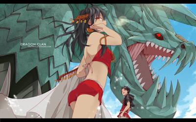 Dragon Clan by Sakon04