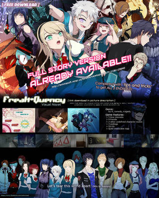 [Game] Freak-Quency : full version available by Sakon04