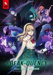 Freak-Quency NOW on Lezhin Comics by Sakon04