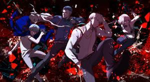 [LINGERING] Captain Squad by Sakon04