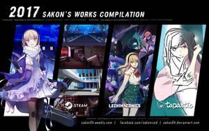 2017 Sakon's Works Compilation by Sakon04