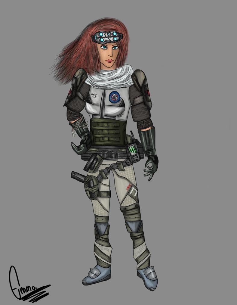 Titanfall Pilot by Emma-Inspiration on DeviantArt
