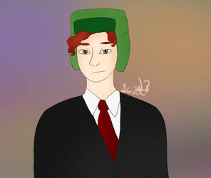 Kyle The Lawyer by ScarlettMinx