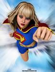 Supergirl First Flight