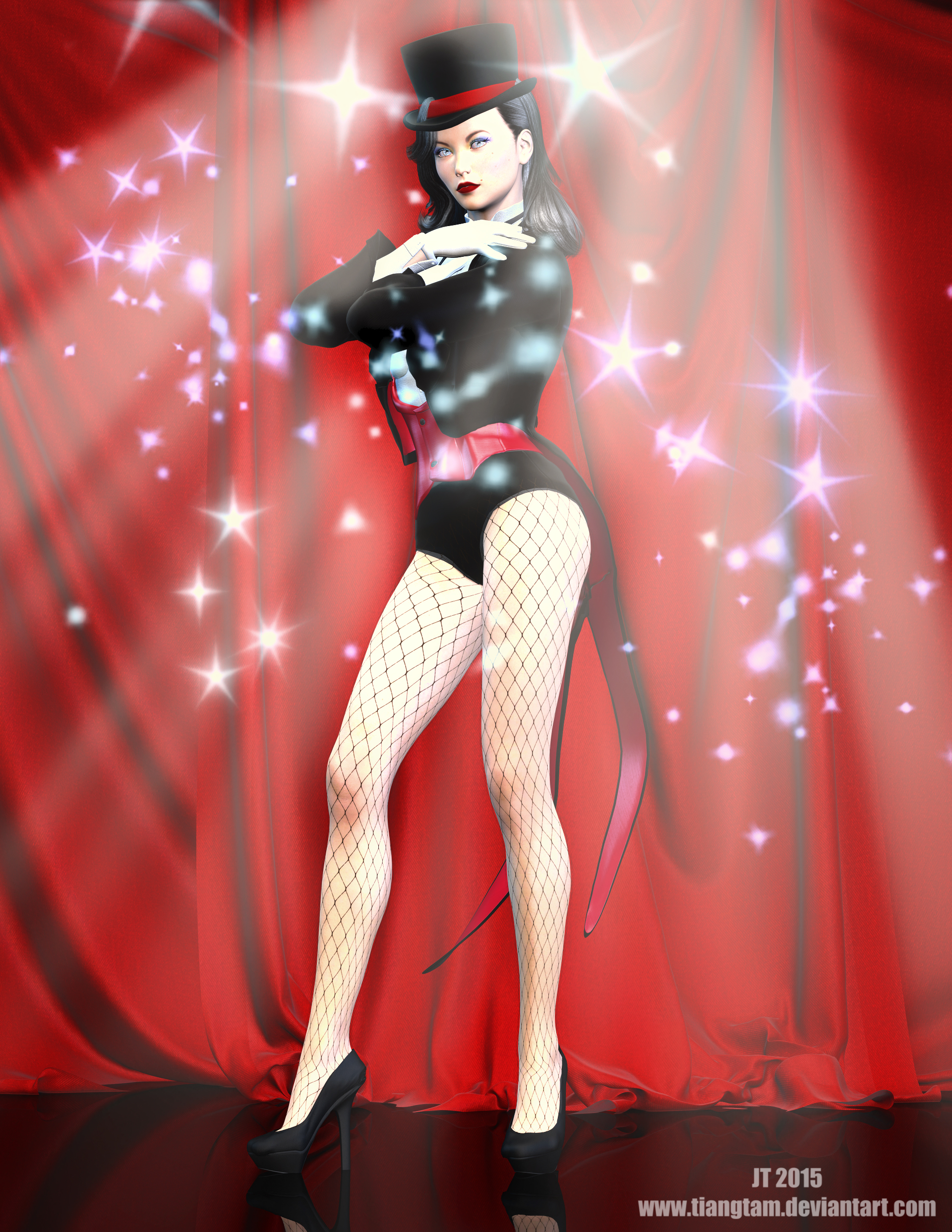 zatanna dc wallpaper - photo #23