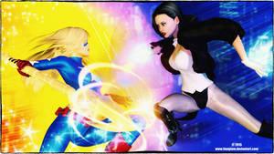 Zatanna vs Stargirl