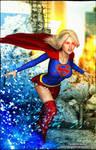 Supergirl Light'm Up