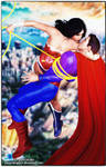 Wonder Woman/Superman All Tied Up