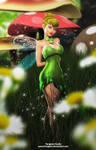 Tinkerbell Pin-up