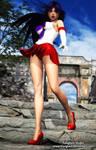 Sailor Mars by tiangtam