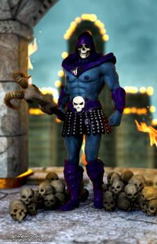 Skeletor WIP
