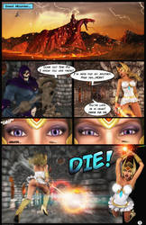 She-Ra Comic pg3