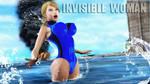 Invisible Woman Comic Cover