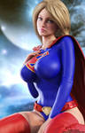 Supergirl Solo