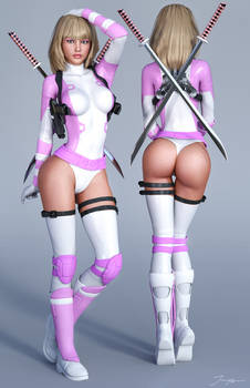 Character Reference Gwenpool