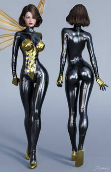 Character Reference Wasp