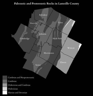 VT Geology | Lamoille County