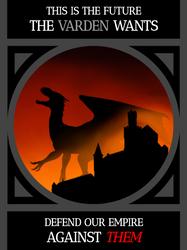 Fanart | Imperial Propaganda