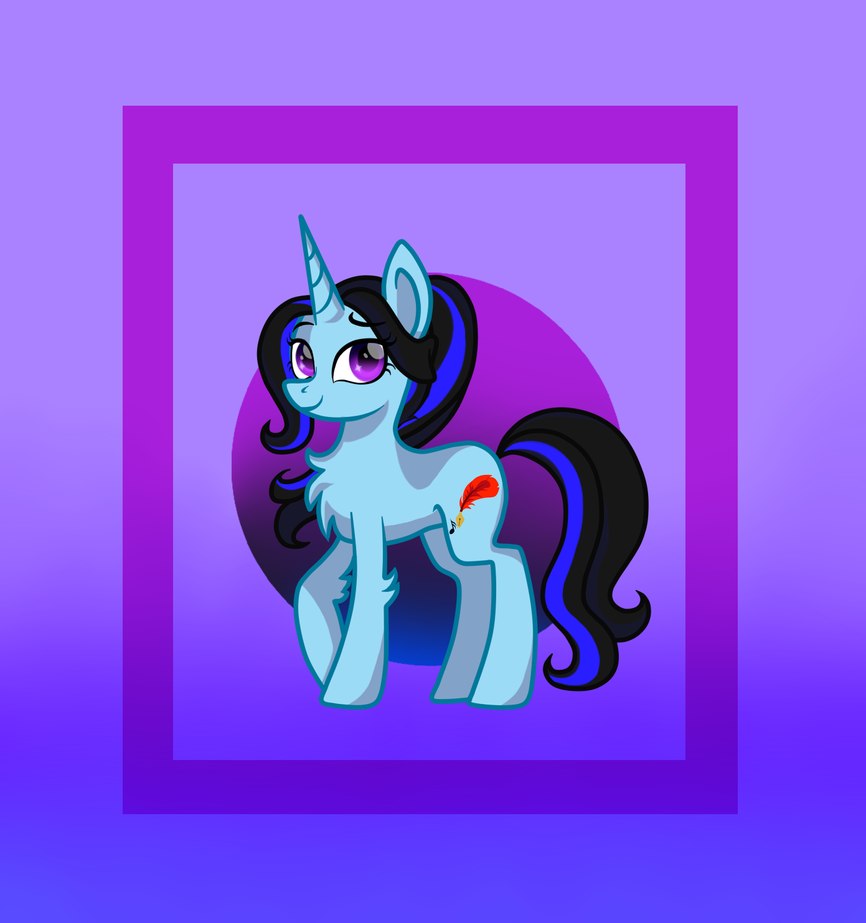 Song Fer pony by Heart22-Art