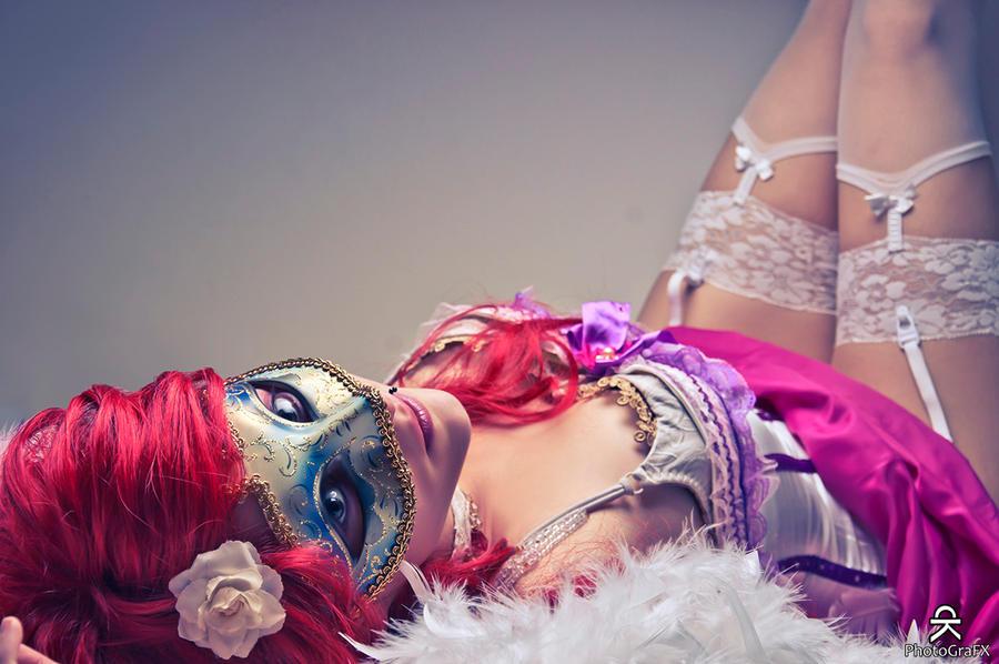 Opaline lying awake by aliasdm