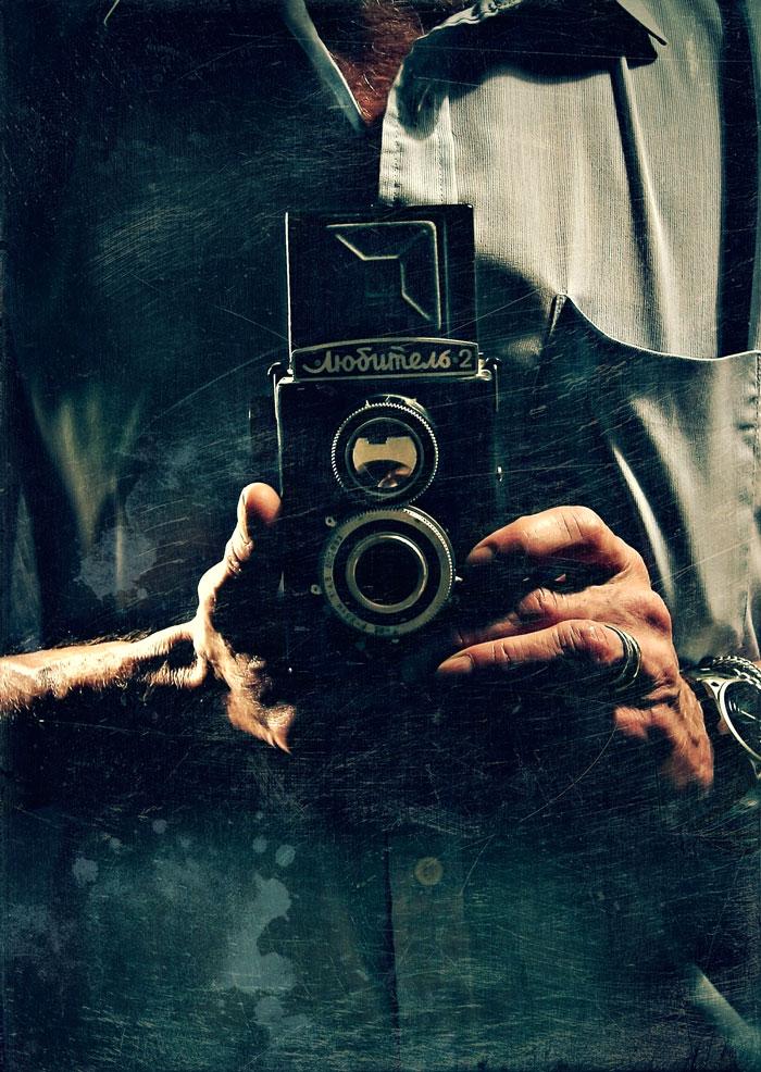 Old Camera by anderton - bir foto�raf �ekilebilirmiyiz?