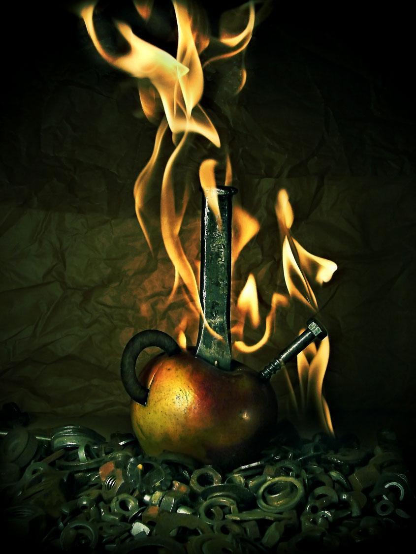 Burning Desire by anderton