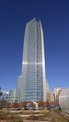 Devon tower. Oklahoma city, Oklahoma.