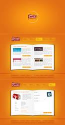 Design Fusion Portfolio by blind91