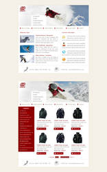 69 skiwear shop by blind91