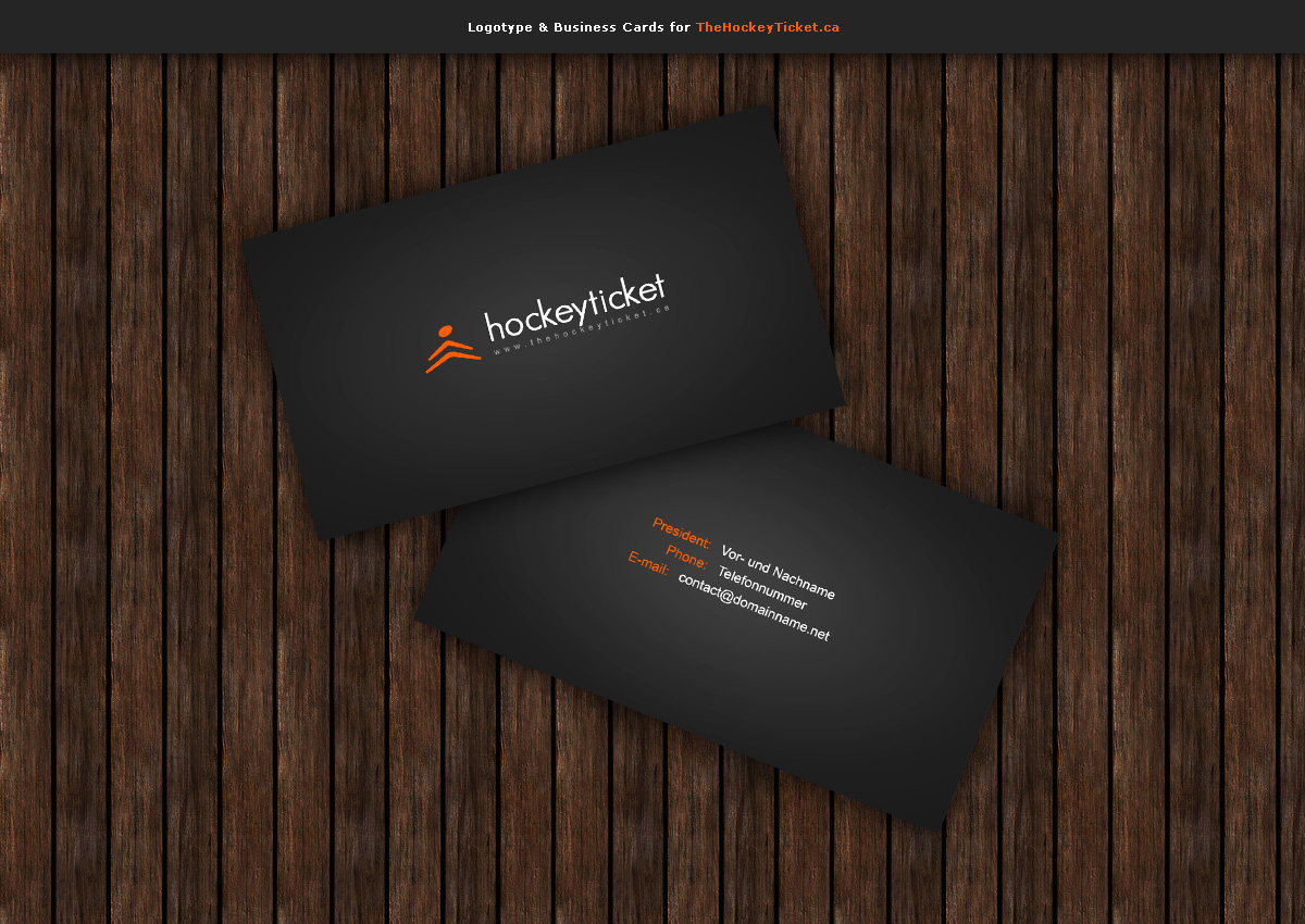 logotype + business cards