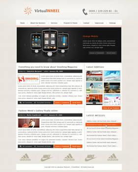 virtual wheel blog