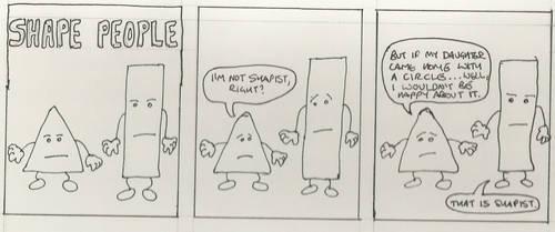 Shape people by ScottJeffery