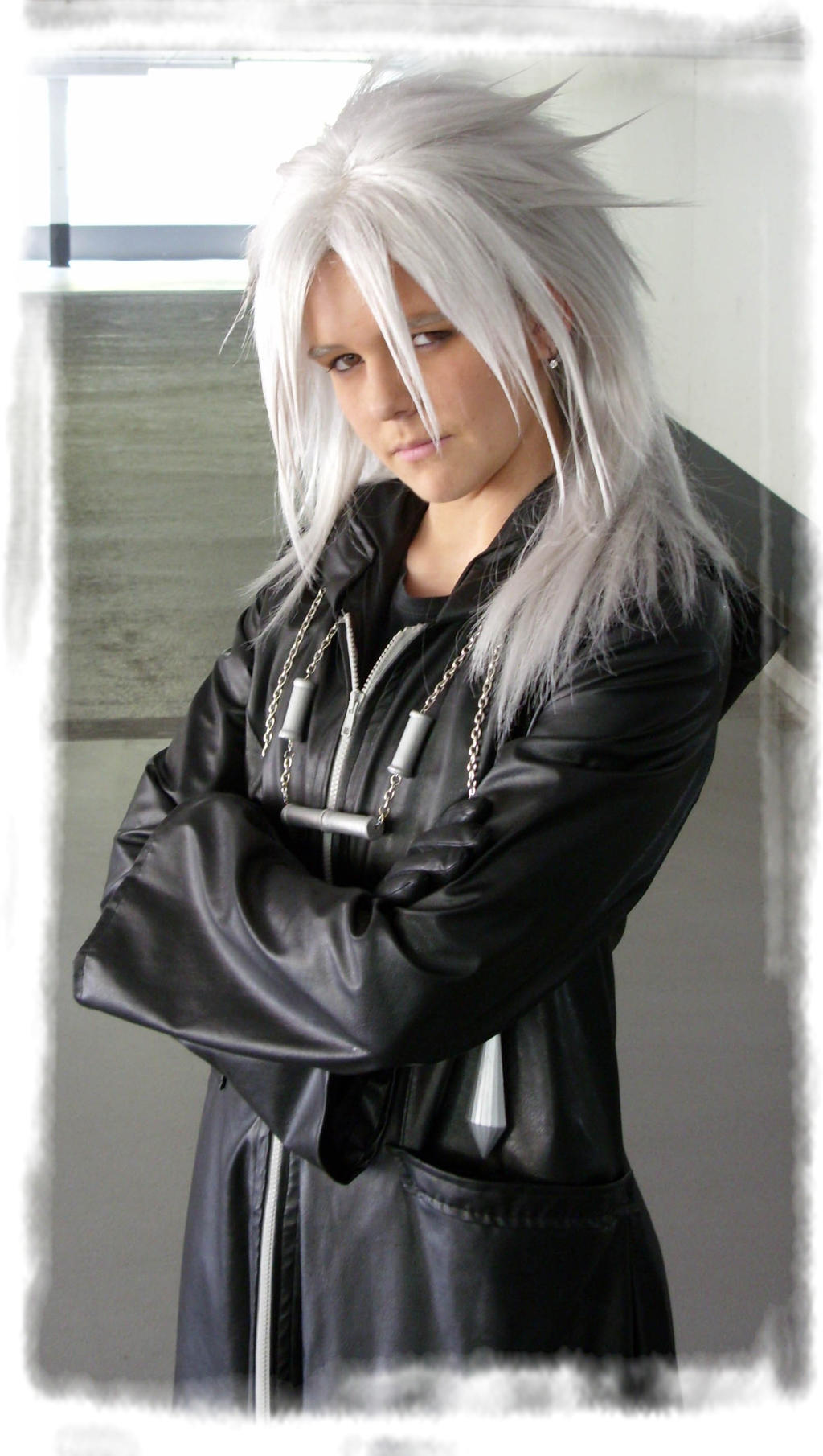Xemnas Cosplay...again by LadyNoxia