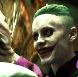 Suicide Squad: Joker Redesign