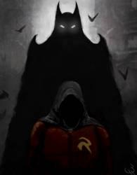 The Bat and The Bird by irishfist123