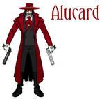 Heromachine: Alucard (Hellsing)