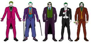 Heromachine: Live Action Movie Jokers