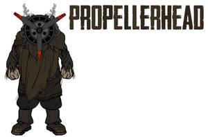 Heromachine Propellerhead (Frankensteins Army)