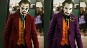 Joaquin Phoenix's Joker As Classic Joker